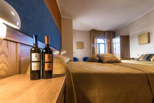 Camera Comfort (Tripla e Quadrupla) Wine Hotel Leone De Castris