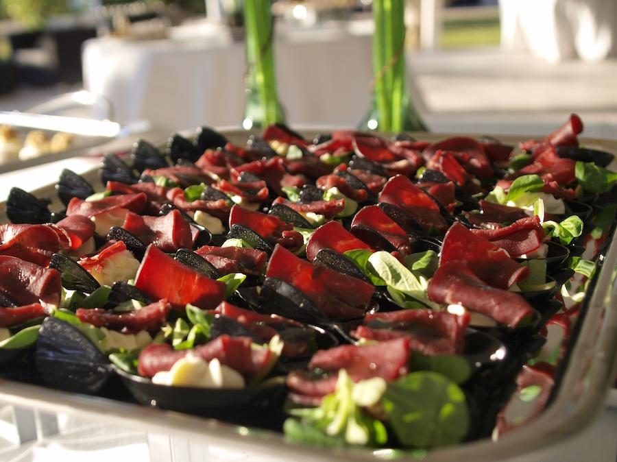 Finger Food Ristorante Leone De Castris Wine Hotel
