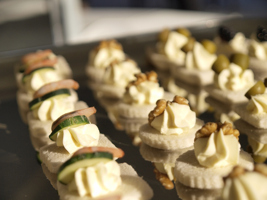 Finger Food Eventi Ristorante Leone De Castris Wine Hotel
