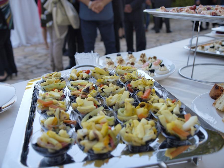 Buffet Ristorante Leone De Castris Wine Hotel