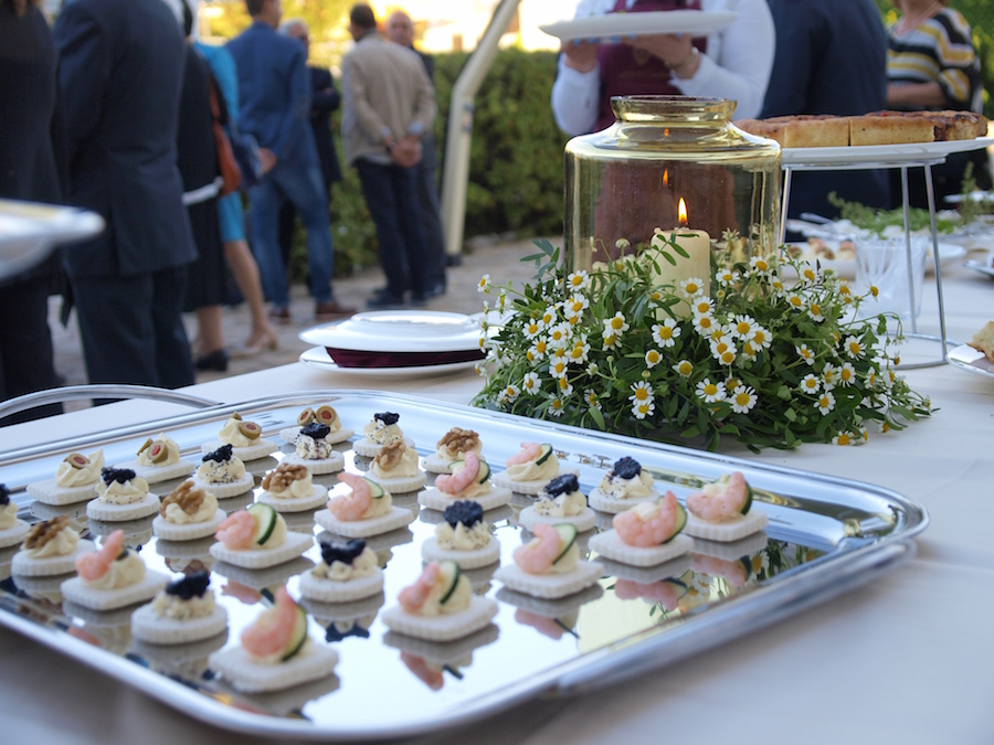 Buffet Eventi Ristorante Leone De Castris Wine Hotel