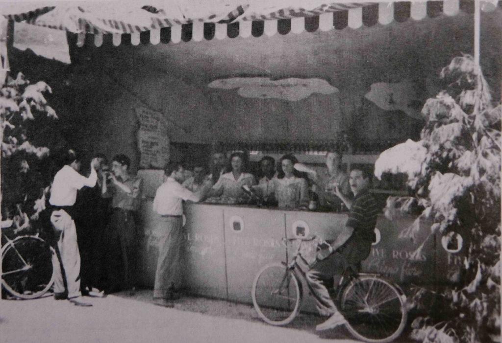 Fiera nazionale del vino nel dopoguerra