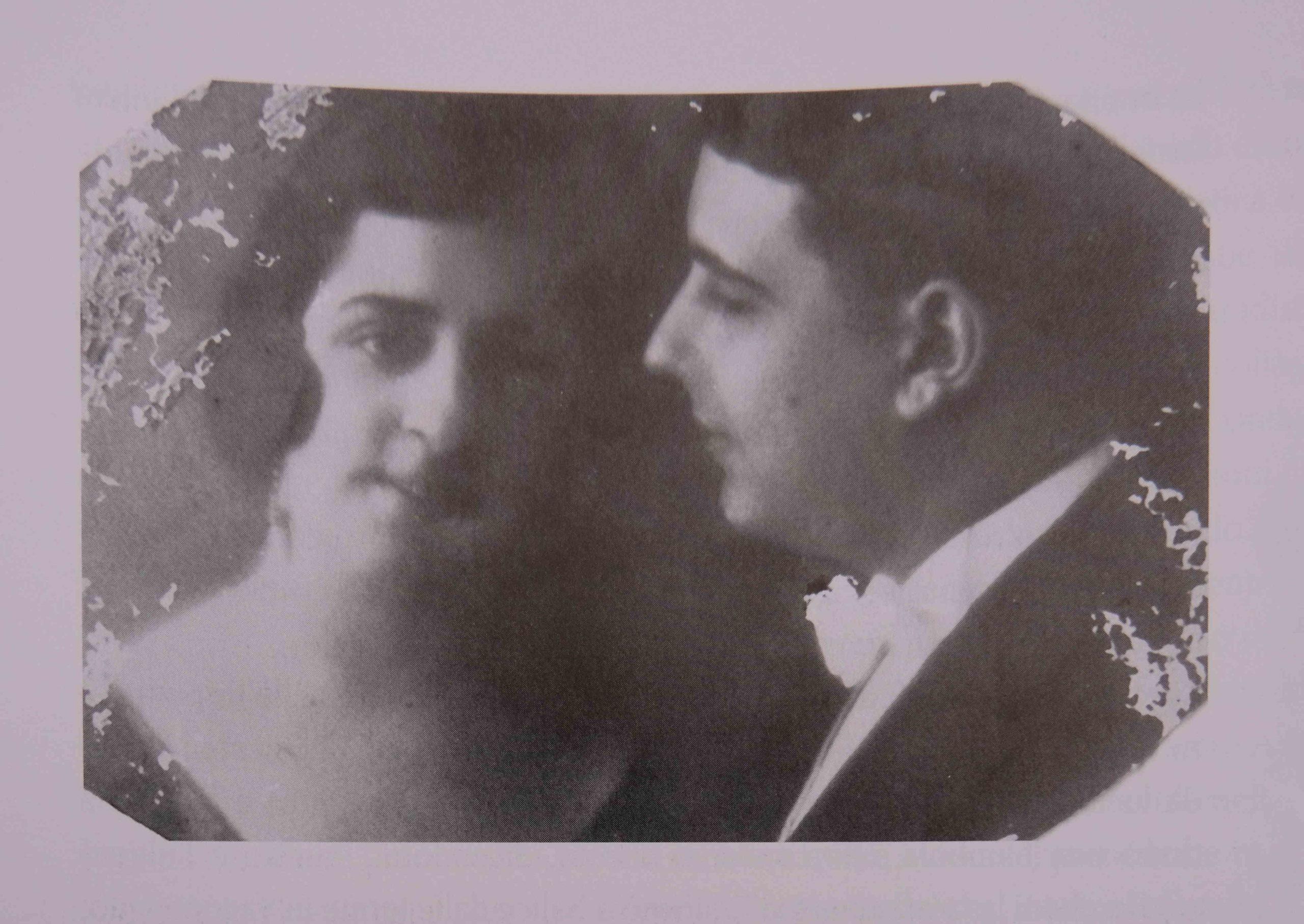 Marialuisa De Castris e Piero Leone Plantera