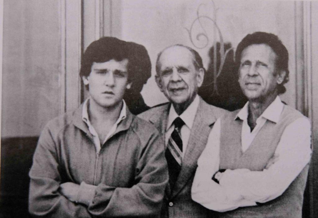 Piernicola, Pierino e Salvatore Leone de Castris
